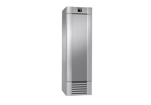 Gram Stainless steel deep cooling single door | 407 liters