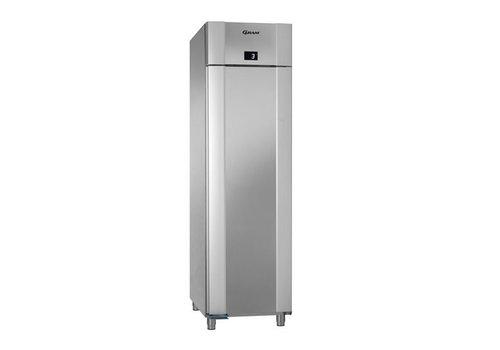 Gram Edelstahl-Tiefkühlung Einzeltür | 465 Liter