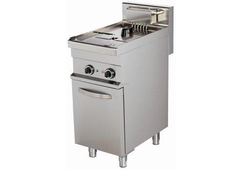Combisteel Electric Fryer standing model - 1 x 10 Litre