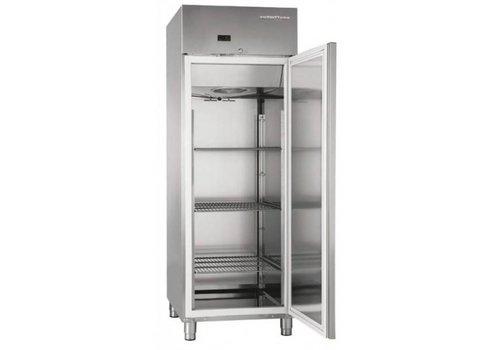 Gram Gram RVS koelkast enkeldeurs | 594liter