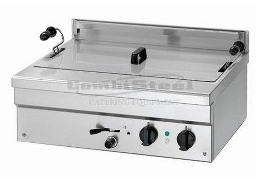 Combisteel Professionelle visbakfriteuse Elektro - 1 x 21 Liter - 9 kW