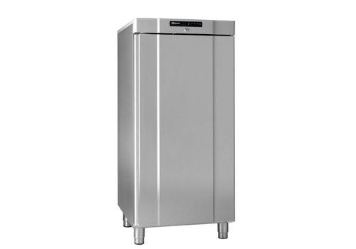 Gram Gram Edelstahl Kühlschrank | 218 Liter