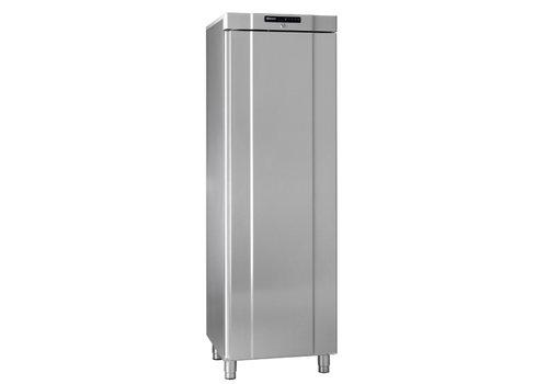Gram Gram Edelstahl Kühlschrank | 346 Liter