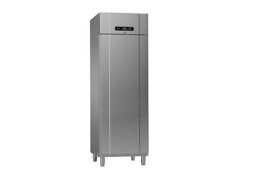 Gram Gram standard plus refrigerator Stainless steel | 610 liters