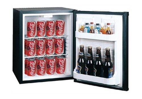 Polar Mini koelkast met slot 30 liter | Staal - BEST VERKOCHT