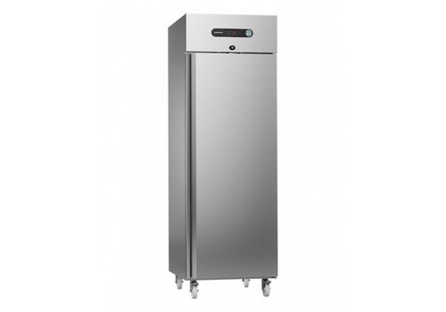 Gram Gram Edelstahl Kühlschrank | 560 Liter