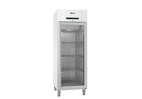 Gram Horeca Kühlschrank Glastür Weiß 583 Liter
