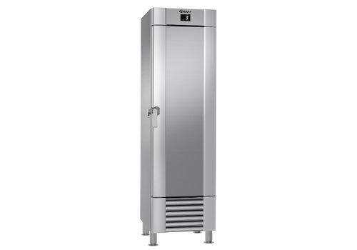 Gram Gram Edelstahl tiefkühlende Einzeltür | 407 Liter