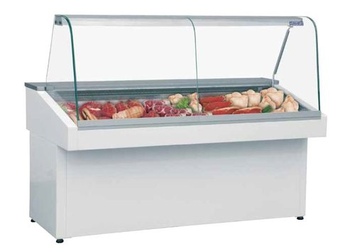 Combisteel Refrigerated display counter | 118 x 170 x 76,5 cm