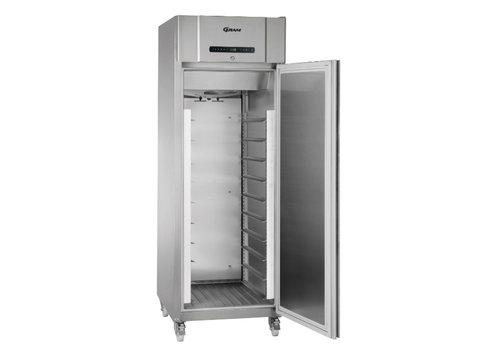 Gram Grams Lagerregale aus Edelstahl 400x600mm | 583 Liter