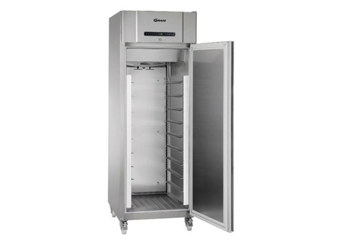 Gram Grams stainless steel storage racks 400x600mm | 583 liters