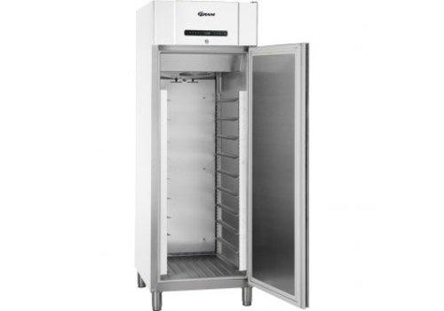 Gram Gram Edelstahl-Gefrierschrank weiß 400x600mm | 583 Liter