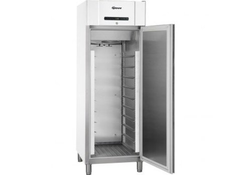 Gram Gram stainless steel storage freezer white 400x600mm | 583 liters
