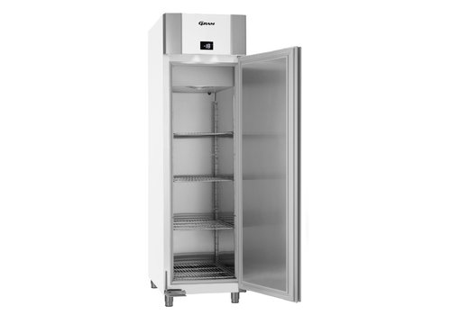 Gram Gram stainless steel freezer euro standard white 465 liters