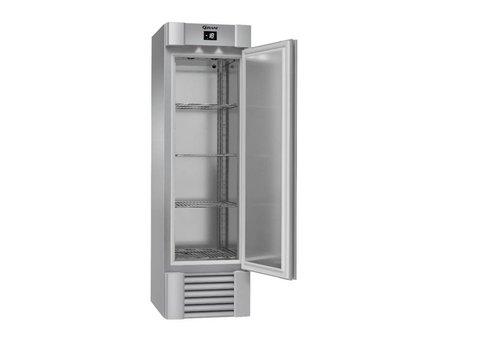 Gram Gram Edelstahl Gefrierschrank Einzeltüren | 407 Liter