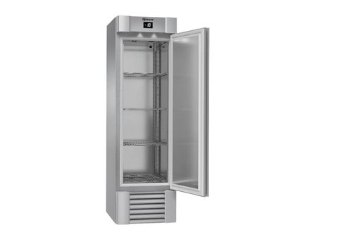 Gram Gram stainless steel freezer single doors | 407 liters