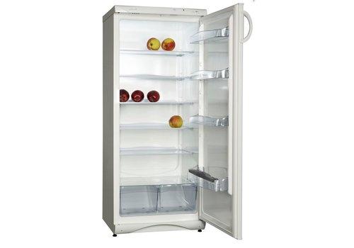 Combisteel Statischer Horeca-Kühlschrank mit Edelstahlaußenseite 275 Liter