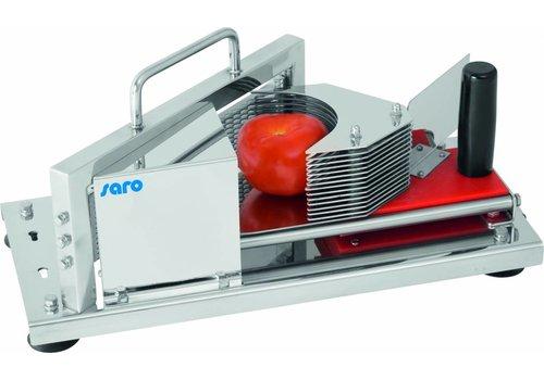Saro Tomaten Schneider von Hand bedient