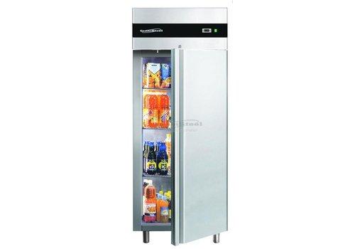 Combisteel Freezer air cooled 600 Liter 68x80x201 cm