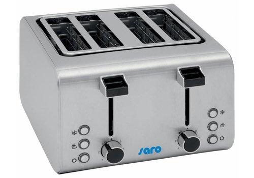 Saro Toaster | 4 cuts
