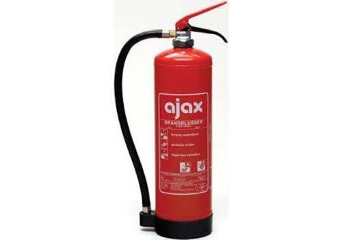 Chubb Ajax Ajax VS9-C Spritzschaumlöscher frostsicher | 9 Liter