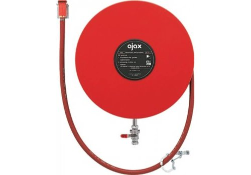 Chubb Ajax 3/4 hose reel 600x166 | Length 30 meters