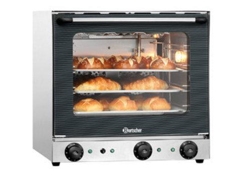 Bartscher Hot air oven with moisture injection - Bartscher AT120