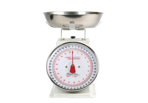 HorecaTraders Keukenweegschaal Afneembaar 5/10/20 kg
