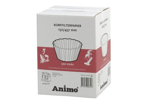 Animo Korffilterpapier 152/457 | CB10 (W) | CN10e | CN10
