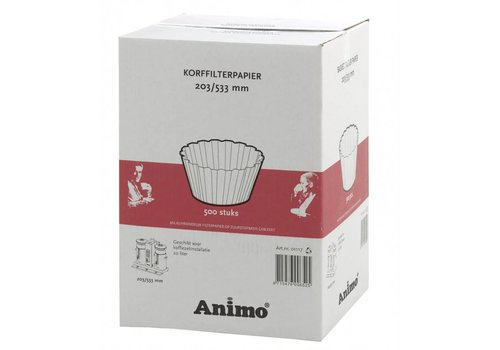 Animo Basket filter | CB 20 (W) | CN20e | CN20i