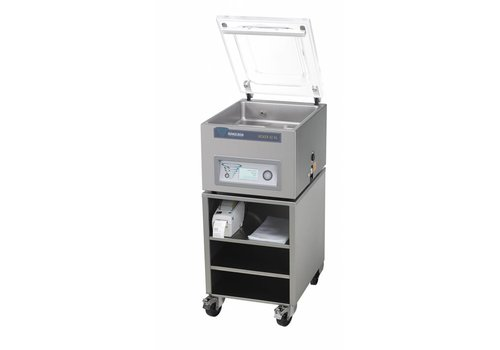 Henkelman Trolley for vacuum machine