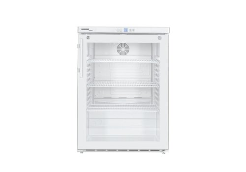 Liebherr FKUv1613 | Fridge with glass | 141 L