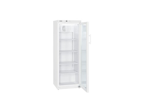 Liebherr FKv3643-20 | Fridge White with glass 348 L | Liebherr