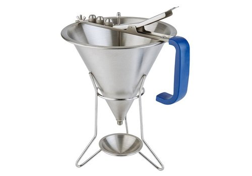 APS Rvs Funnel with plastic handrail