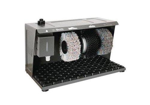 Heute Professionele Schoenenpoetsmachine 49 (l) cm x 32 (d) cm x 31 (h) cm
