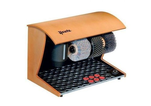 Heute Shoe polisher Wood in 5 different colors