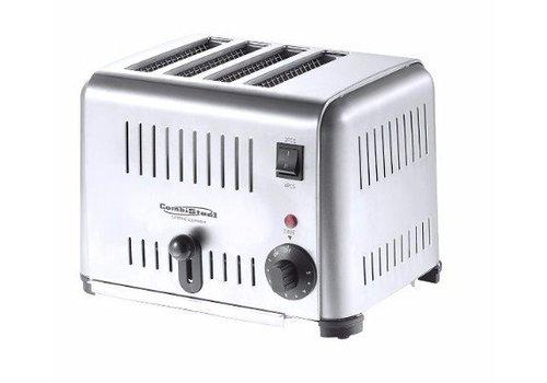 HorecaTraders Toaster | 4 cuts