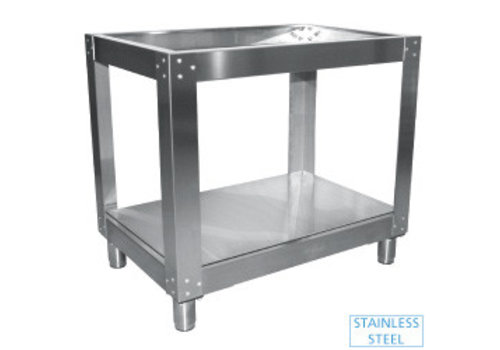 Diamond Stainless steel frame for oven 98x110xh86 cm