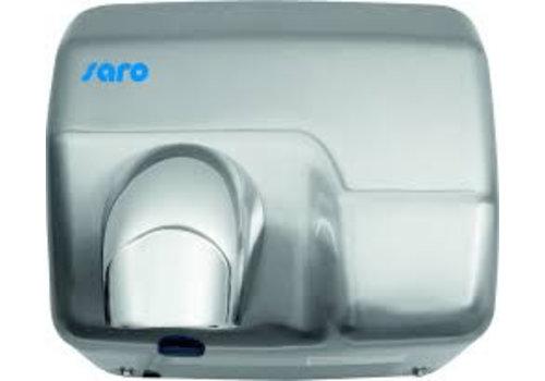 Saro RVS Handdroger | Duits kwaliteit |