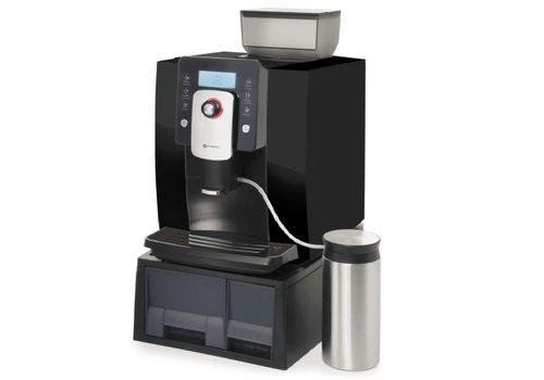 Hendi Kaffeemaschine Profi Line Schwarz