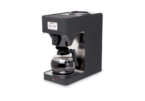 Hendi Coffee maker Profi Line Black