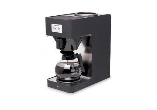 Hendi Profi Line Kaffemaschine schwarz