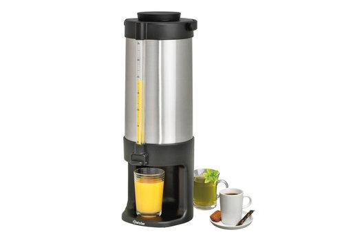 Bartscher RVS Dubbelwandige dispenser 3 Liter