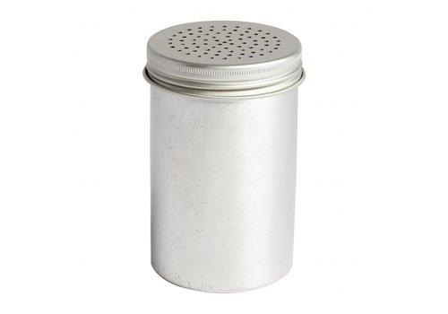 HorecaTraders Salt spreader 30 cl Aluminum