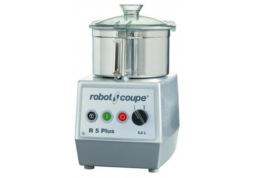 Robot Coupe Robot Coupe R5 Plus Driefasig Tafelmodel cutter