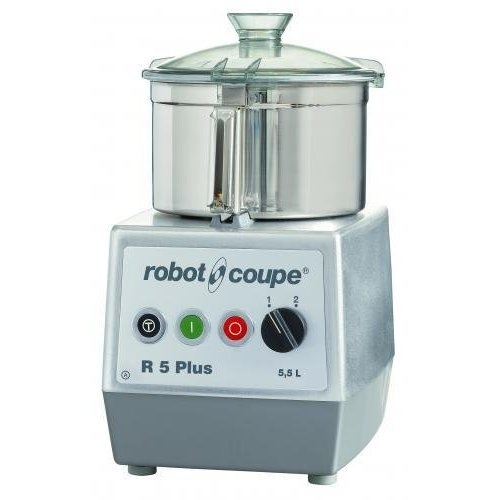 Robot Coupe Robot Coupe R5 Plus Driefasig Tafelmodel cutter