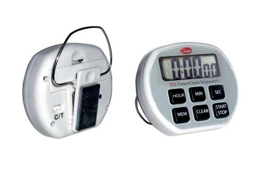HorecaTraders Digital Timer / Clock / Stopwatch