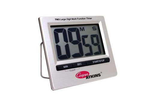 HorecaTraders Multifunction Digital Cook Timer