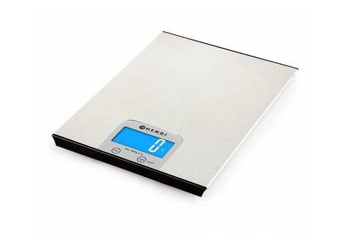 Hendi Kitchen scales up to 5kG Gradation 1gr. | 200x151x11 (h) mm