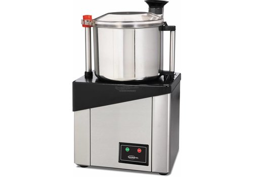 HorecaTraders Cutter Clemence 900 RPM 8 Liter
